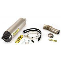 Kit Exhaust Arrow Muffler AK + Mid Pipe Honda CBF 1000 - CBF 1000 ST 10/13