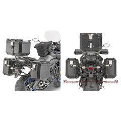 PL2139CAM - Seitenkofferträger MONOKEY CAM-SIDE Yamaha Tracer 900 / GT (2018)