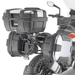 PL7711 - Givi Specific pannier MONOKEY® or RETRO FIT KTM 390 Adventure (2020)