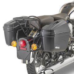 PL9052 - Givi Specific pannier MONOKEY® ROYAL ENFIELD Classic 500 (19 > 20)
