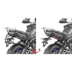 PLR2139 - Givi Seiten Träger für MONOKEY Koffer Yamaha Tracer 900 /900 GT (2018)
