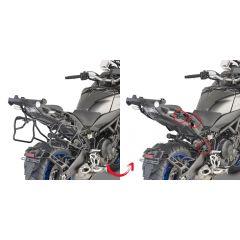 PLXR2143 - Givi Seitenkoffer-Träger für V35 V37 MONOKEY Yamaha Niken 900 (2019)