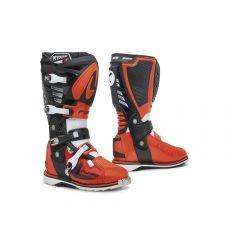 Stiefel Forma Off-Road Motocross MX Predator 2.0 Schwarz Orange Weiß