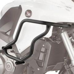 Givi - TN1110 Specific black tubular engine guard Honda Crosstourer 1200