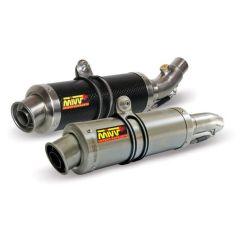 KT.005.L6 - Silencers Exhaust Mivv Round Titan KTM LC8 950 Supermoto R 05/06 Om