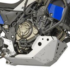RP2145 - Givi Sabot moteur spécifique en aluminium Yamaha Ténéré 700 (2019>2020)