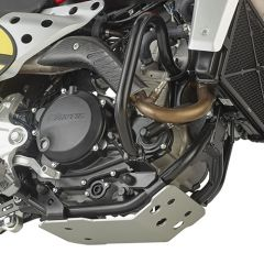 RP9150 - Givi Sabot moteur spécifique aluminium Fantic Caballero Scrambler 500