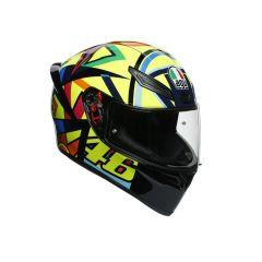 Helmet Full-Face Agv K1 Soleluna 2017
