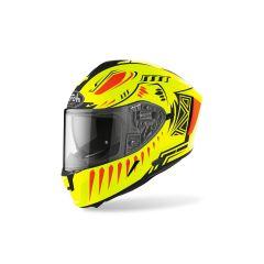 Helmet Full-Face Airoh Spark Vibe Yellow Fluo Matt