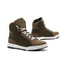 Zapatos Moto Forma Urban SWIFT J DRY Marròn Verde