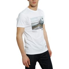 T-Shirt Adventure Dream Dainese Blanco