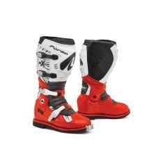 Stiefel Forma Off-Road Motocross MX Terrain TX Rot Weiß