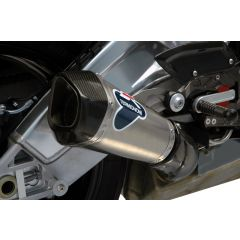 BW06080IV - Exhaust Muffler Termignoni RELEVANCE S. Steel BMW S 1000 RR (10-14)
