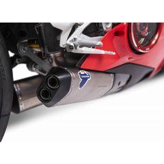 D18409400ITA - Exhaust Mufflers Termignoni V4 DUCATI PANIGALE V4 (18-19)