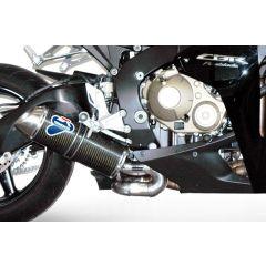 H081080CO - Exhaust Muffler Termignoni OVAL Carbon HONDA CBR 1000 RR (08-11)