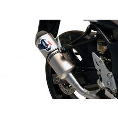 S069080CV - Exhaust Muffler Termignoni RELEVANCE Carbon SUZUKI GSR 750 (11-16)