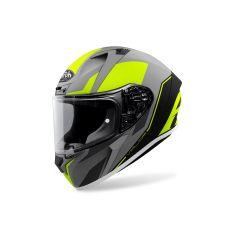 Helmet Full-Face Airoh Valor Wings Yellow Matt
