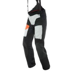 Motorbike Pants Man Dainese Gore-Tex D-Explorer 2 Black Gray Orange