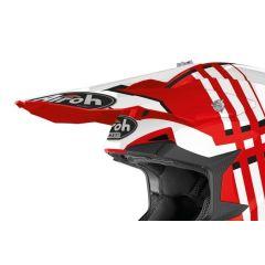 WRBR55F - Airoh Pico Wraap Broken Rojo Brillante