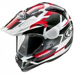 Helmet Full-Face Arai Tour-X 4 Depart Metal Red
