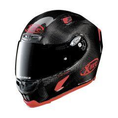 Casque Intégral X-Lite X-803 Ultra Carbon Puro Sport 3 Noir Brillant