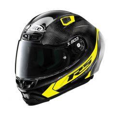 Helmet Full-Face X-Lite X-803 RS Ultra Carbon HOT LAP 16 Black