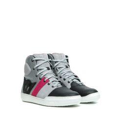 Zapatos Dainese YORK AIR LADY Gris Rosa