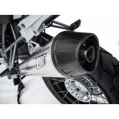 ZBMW516SSO-S - Exhaust Muffler Zard Conical SS BMW R 1200 GS (10-12)