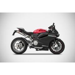 ZD1199STKR-2 - Auspuffanlage Zard  Titan  Ducati 899/1199 Panigale