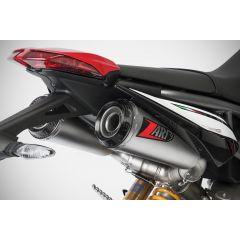 ZD128SSO - Exhaust Mufflers Zard TOP-GUN Ducati HYPERMOTARD 950 SP M.Y. (19)