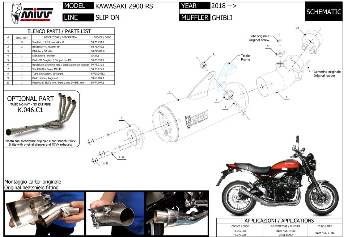 Em Lineamoto Mivv K046lgx Yamaha Majesty 400 Wiring Diagram Installation